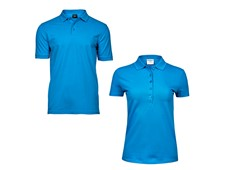 Produktbild TeeJays Luxury stretch polo
